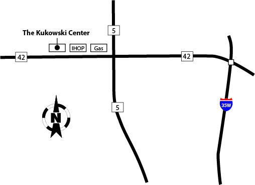 Kukowksi Map